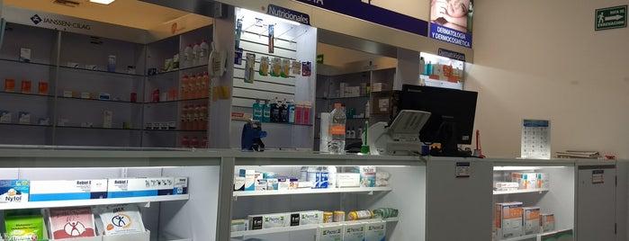 Farmacias Especializadas is one of Lieux qui ont plu à Fernanda.