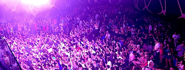 Hakkasan Nightclub is one of Chris'in Beğendiği Mekanlar.