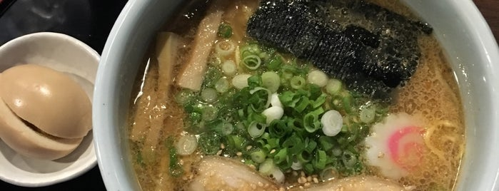 Santouka Ramen is one of Bawstan.
