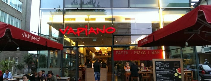 Vapiano is one of Restaurants.