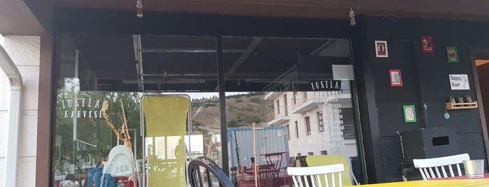 Tostlar Kahvesi is one of สถานที่ที่บันทึกไว้ของ Emre.