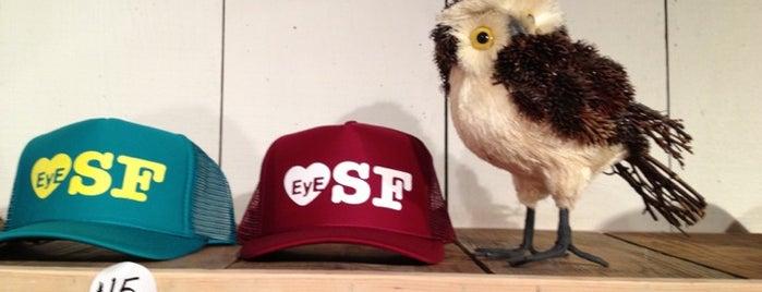 Eye Heart SF Pop Down Shop is one of Posti che sono piaciuti a Michael.