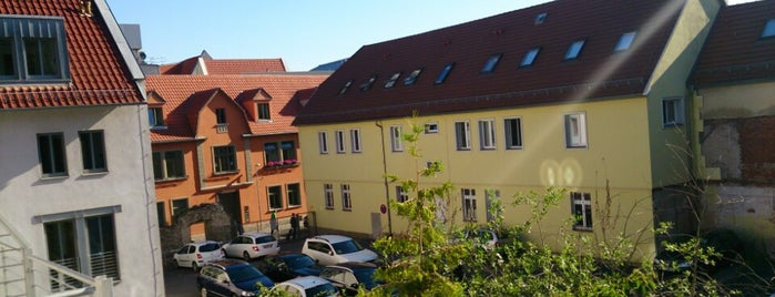Hotel Krämerbrücke is one of Orte, die Miss Nine gefallen.
