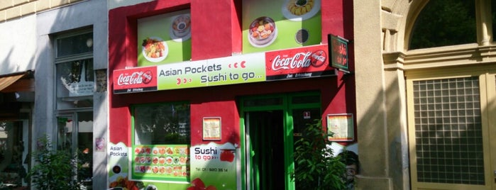 Asian Pocket is one of Lugares guardados de Craig.
