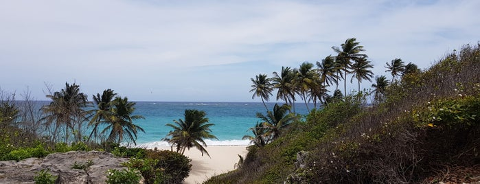 Bottom Bay is one of Barbados.