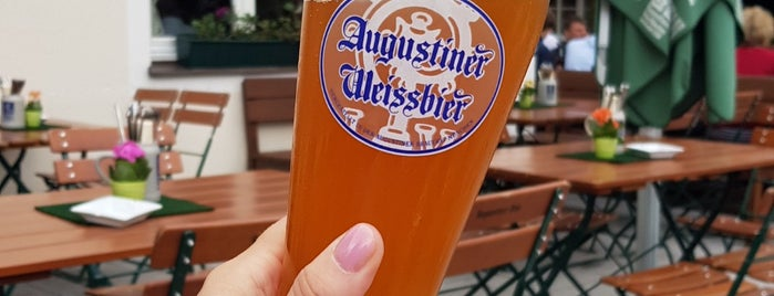 Garchinger Augustiner is one of Oliver: сохраненные места.