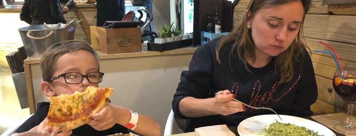 Più di Pasta e Pizza is one of Pizzas de Barcelona.