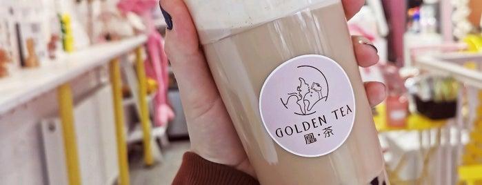 Golden Tea is one of London To Do Dessert.