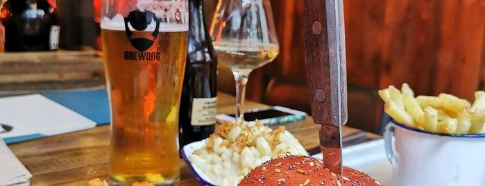 BrewDog Soho is one of Favorites in London.