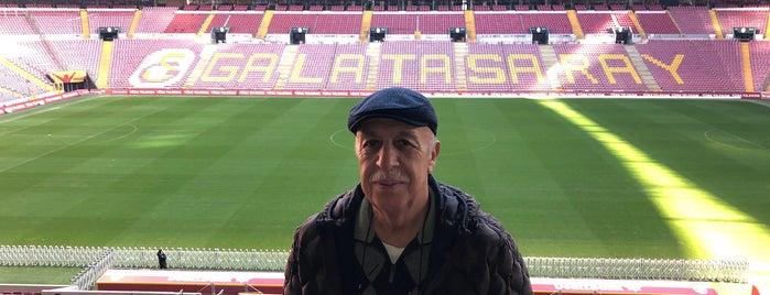 Galatasaray Stadyum Müzesi is one of Orte, die Veysel gefallen.