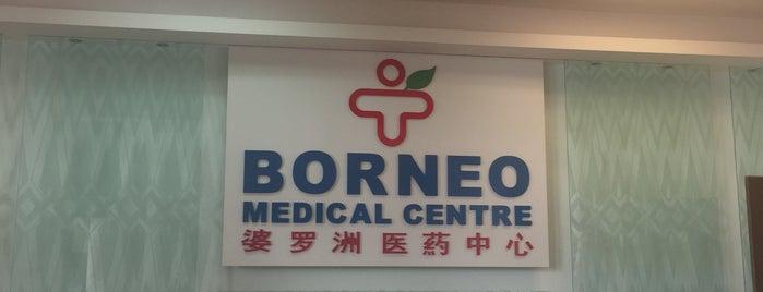 Borneo Medical Centre is one of Lugares favoritos de Eric.