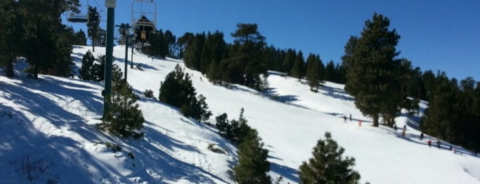 Snow Summit Mountain Resort is one of Big Bear Lake (Anti-Zombie Survival).