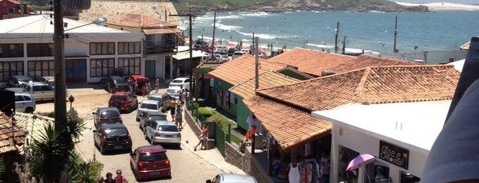 Sacadas Restaurante is one of Laguna.