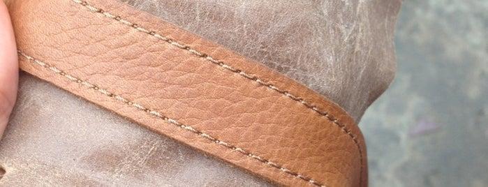 Tu-chi Leather is one of Lieux sauvegardés par Bo.