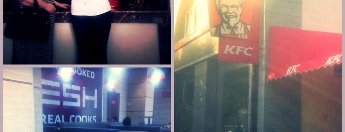 KFC Vanadzor is one of สถานที่ที่ Kevin ถูกใจ.