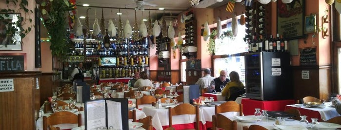 La Gran Taberna is one of To-Do Gourmet.