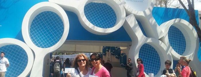 Barcelona Open Banc Sabadell 2014 is one of สถานที่ที่ Andreina ถูกใจ.