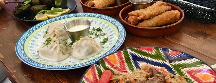 Чайхана «Баклажан» is one of Рестораны.