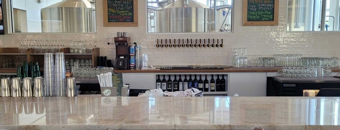 Thompson Island Brewing Company is one of Delaware Beaches.