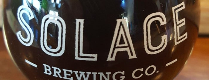 Solace Brewing Company is one of Loudoun Ale Trail.