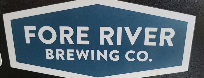 Fore River Brewing Co. is one of New England Breweries.