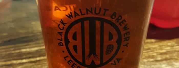Black Walnut Brewery is one of Bike Trips.