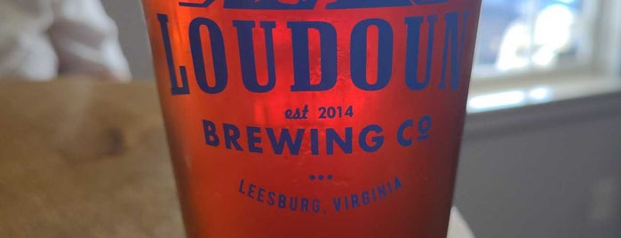 Loudoun Brewing Co. is one of My Brewery List.