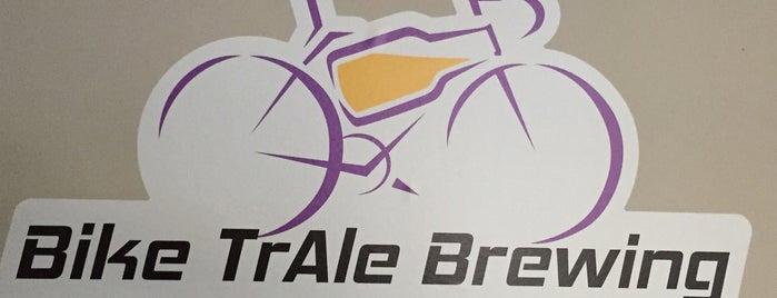 Bike TrAle Brewing Co. is one of Loudoun Ale Trail.