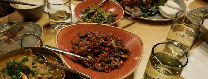 Sumiao Hunan Kitchen is one of Easy Lunch.