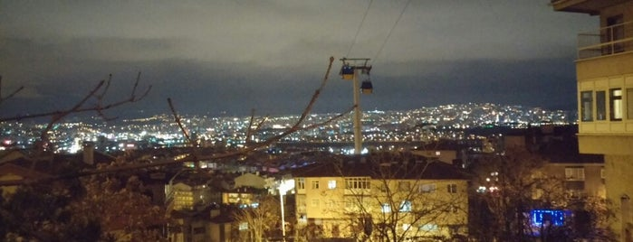 TRT Seyir Teleferik İstasyonu (T1) is one of Ankara.