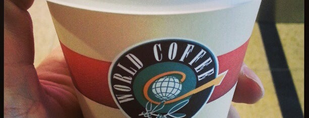 World Coffee is one of Guide to Hanover's best spots.