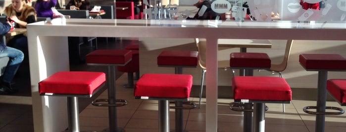KFC is one of Александр'ın Beğendiği Mekanlar.