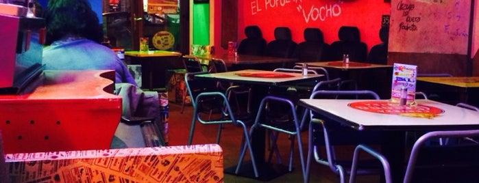 Barriga Bar is one of Tempat yang Disukai m.