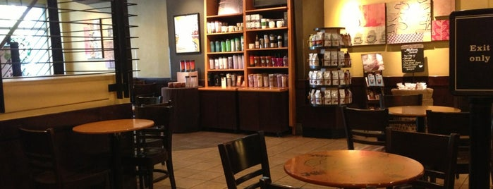 Starbucks is one of Coffee at the Triangle.