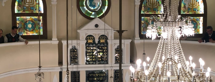 İtalyan Sinagogu is one of Synagogues In Turkey.