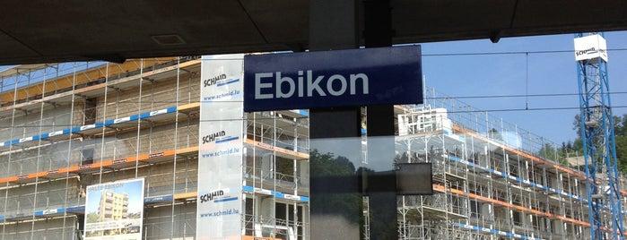 Bahnhof Ebikon is one of schon gemacht 2.
