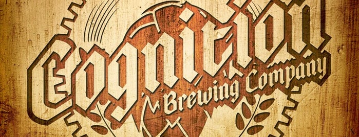 Cognition Brewing Company is one of Michigan Breweries.