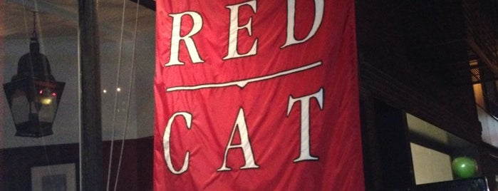 The Red Cat is one of Best 200 Spots to Eat in Manhattan.