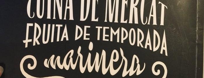 La Taverna del Barri Vell is one of Locais curtidos por Daniele.