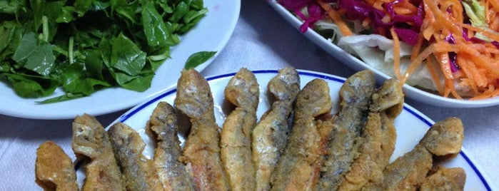 Balıkçınız Kenan is one of Locais curtidos por erol.