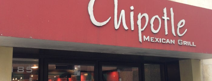 Chipotle Mexican Grill is one of Posti che sono piaciuti a Jason.