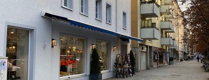 Das Stilhaus is one of München 2.