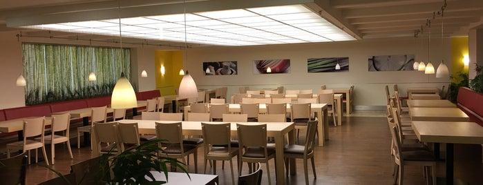 Schwarz Restaurant Neckarsulm is one of Lieux qui ont plu à Jana.