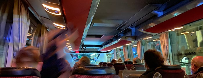 ZOB Offenburg is one of FlixBus.