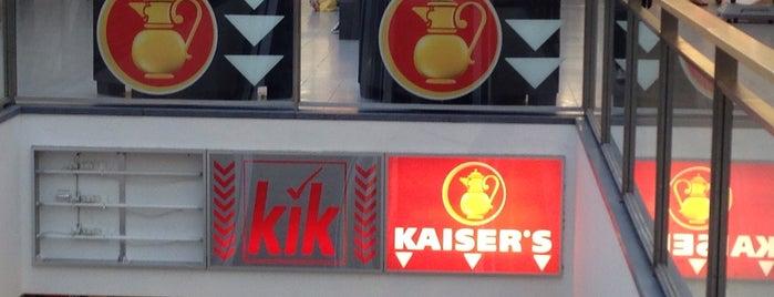 Kaiser's is one of Posti che sono piaciuti a János.