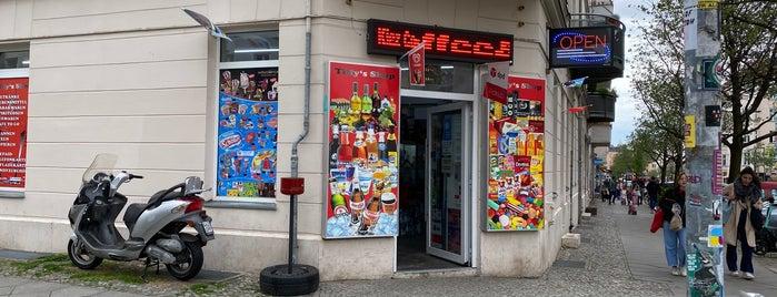 Rosenwasser Café & Waschsalon is one of Berlin.