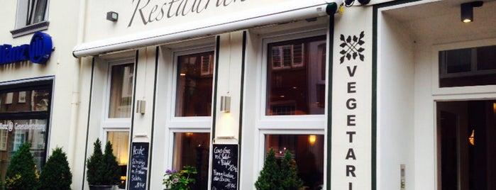 Petersilchen Vegetarisches Restaurant & Catering is one of Vegan Options.