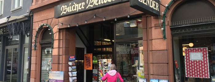 Bücher Bender is one of Joud's Liked Places.