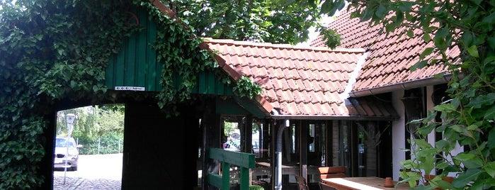 Fisch Hütte is one of Lieux qui ont plu à Jan-Dirk.
