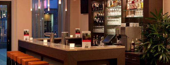 InterCityHotel Hannover is one of Özgür Serkanさんのお気に入りスポット.